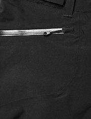 Bergans - Oppdal Lady Pnt - skibroeken - black / solid charcoal - 2