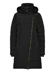 Bod Down Lady Coat - BLACK
