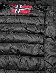 Bergans - Bod Down Lady Coat - parka's - black - 7
