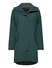Oslo 3in1 W Coat - OUTER:FORESTFROST/INNER:SOLIDCHARCOAL