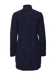 Bergans - Oslo 3in1 W Coat - 3-in-1 jackets - outer:dk navy mel/inner:dk navy mel - 7