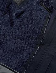 Bergans - Oslo 3in1 W Coat - 3-in-1 jackets - outer:dk navy mel/inner:dk navy mel - 11