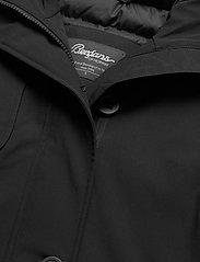 Bergans - Oslo Down W Parka - down jackets - black - 3