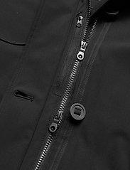 Bergans - Oslo Down W Parka - down jackets - black - 5