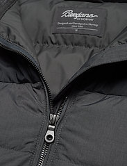 Bergans - Oslo Down Light Jkt - sports jackets - solidcharcoal/black - 4