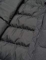 Bergans - Oslo Down Light Jkt - sports jackets - solidcharcoal/black - 6