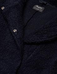 Bergans - Oslo Wool LooseFit W Jkt - wool jackets - dk navy - 3