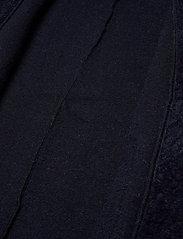 Bergans - Oslo Wool LooseFit W Jkt - wool jackets - dk navy - 5