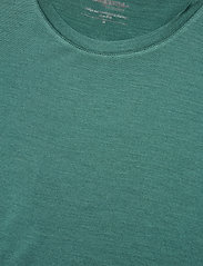 Bergans - Oslo Wool Tee - t-shirts - forest frost - 2