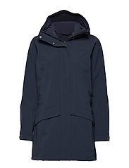 Oslo 2L W Coat - DARK NAVY