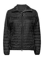 Rros Light Insulated W Jkt - BLACK / SOLID CHARCOAL