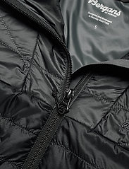 Bergans - Rros Light Insulated W Jkt - wandel- en regenjassen - black / solid charcoal - 3