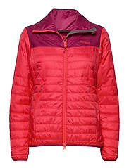 Rros Light Insulated W Jkt - LT DAHLIARED/BEETRED