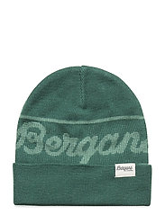 Bergans Logo Youth Beanie - FORESTFROST/LT FORESTFROST