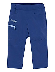 Lilletind V2 Light Softshell Kids Pants - DARK RIVIERA BLUE/SAILOR BLUE