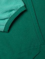 Bergans - Lilletind Fleece Kids Jkt - fleecetøj - lt greenlake/greenlake - 3