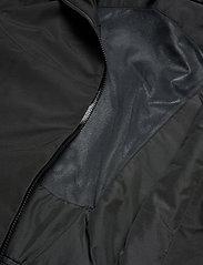 Bergans - Stranda Ins Hybrid Jkt - wandel- en regenjassen - black/solidcharcoal - 5