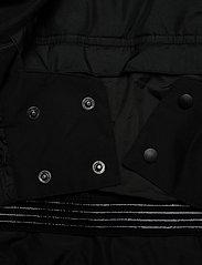 Bergans - Stranda Ins Hybrid Jkt - wandel- en regenjassen - black/solidcharcoal - 6
