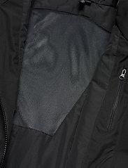 Bergans - Stranda Ins Hybrid W Jkt - wandel- en regenjassen - black/solidcharcoal - 5