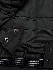 Bergans - Stranda Ins Hybrid W Jkt - wandel- en regenjassen - black/solidcharcoal - 6