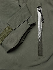 Bergans - Stranda Ins Hybrid W Jkt - insulated jackets - seaweed/khakigreen - 4