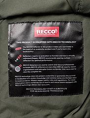 Bergans - Stranda Ins Hybrid W Jkt - insulated jackets - seaweed/khakigreen - 6
