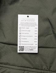 Bergans - Stranda Ins Hybrid W Jkt - insulated jackets - seaweed/khakigreen - 7