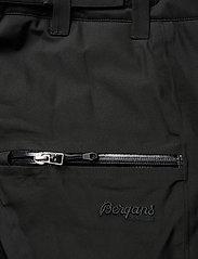 Bergans - Stranda Ins W Pnt - insulated pants - black/solidcharcoal - 4