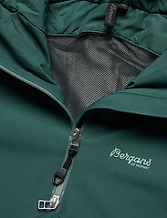 Bergans - Stranda Ins Hybrid Anorak - sports jackets - forestfrost - 5