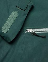 Bergans - Stranda Ins Hybrid Anorak - sports jackets - forestfrost - 6