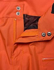 Bergans - Stranda 2L Pnt - shell pants - lava/br magma - 2