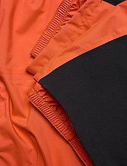 Bergans - Stranda 2L Pnt - shell pants - lava/br magma - 3