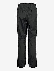 Bergans - Letto LongZip W Pnt - pantalon de randonnée - black - 1