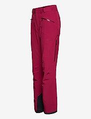 Bergans - Oppdal Insulated Lady Pnt - skibroeken - beetred - 2
