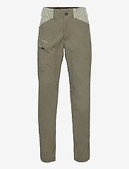 Bergans - Utne V4 Youth Pants - broeken - green mud/light green mud - 0