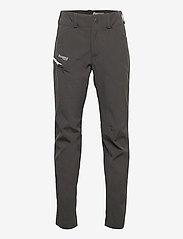 Bergans - Utne V4 Youth Pants - broeken - solid charcoal - 0