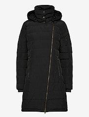 Bergans - Bod Down Lady Coat - parka's - black - 1