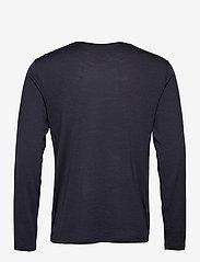 Bergans - Oslo Wool Long Sleeve - top met lange mouwen - dark navy - 1