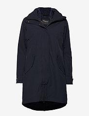 Bergans - Oslo 3in1 W Coat - 3-in-1 jackets - outer:dk navy mel/inner:dk navy mel - 1