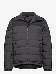 Bergans - Oslo Down Light Jkt - sports jackets - solidcharcoal/black - 0