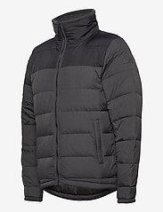 Bergans - Oslo Down Light Jkt - sports jackets - solidcharcoal/black - 3
