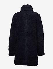 Bergans - Oslo Wool LooseFit W Jkt - wool jackets - dk navy - 2