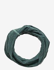 Bergans - Bergans Wool Junior Neck Warme - wol - forestfrost mel - 0