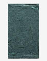 Bergans - Bergans Wool Junior Neck Warme - wol - forestfrost mel - 1