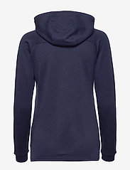 Bergans - Tuva Light Wool Hood W Jkt - fleece - navy - 2