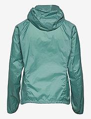 Bergans - Flyen W Anorak - training jackets - light forest frost - 1
