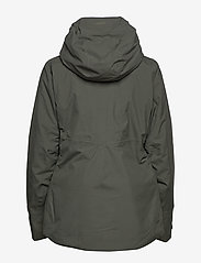 Bergans - Stranda Ins Hybrid W Jkt - insulated jackets - seaweed/khakigreen - 2