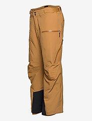 Bergans - Stranda Ins Pnt - sports pants - dk mustardyellow - 2