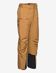 Bergans - Stranda Ins Pnt - sports pants - dk mustardyellow - 3