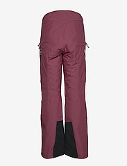 Bergans - Stranda Ins W Pnt - insulated pants - beetred - 1